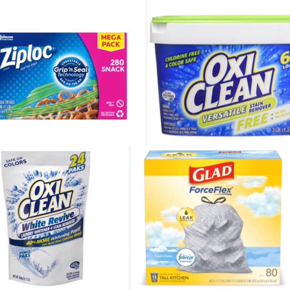Amazon Coupon household essential products