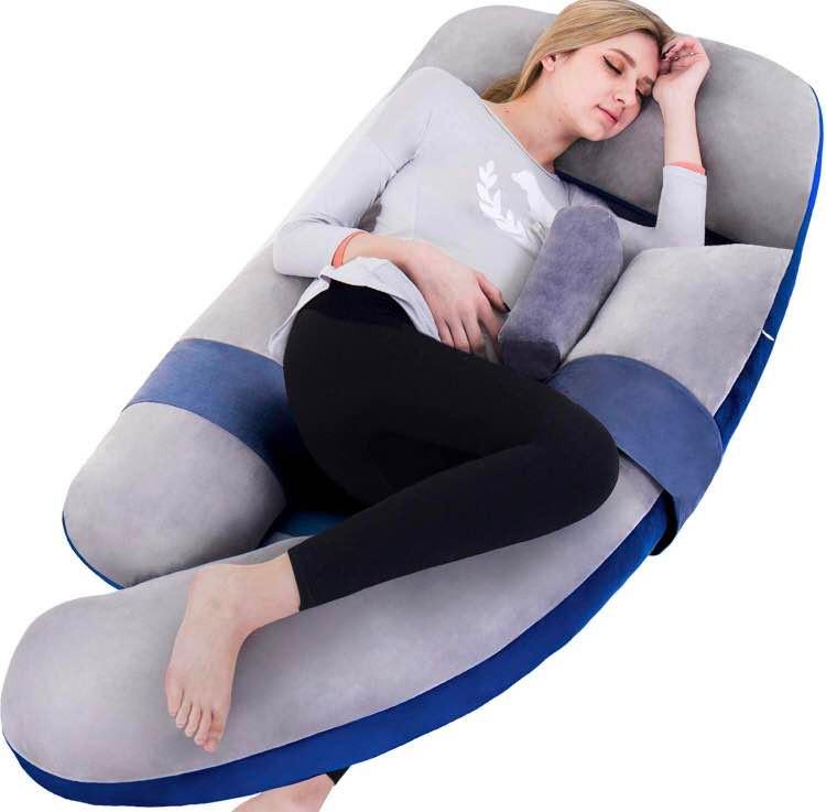 Large Size U Shape Full Body Pillow