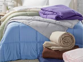 $24.99 (80% Off)  Royal Luxe Light Weight Down Alternative Comforter
