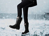 Hunter women's rain boots $49.99 (63% Off)