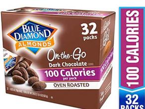 Blue Diamond Almonds 29% Off- Amazon 1-Day Sale