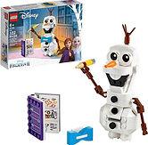 LEGO Disney Frozen II Olaf Snowman Toy Figure (122-pcs) $7.99 << $14.99