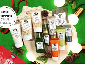 Origins Skincare 30% Off Sitewide + Free 11-Pcs Gift Set w/$75+ Order