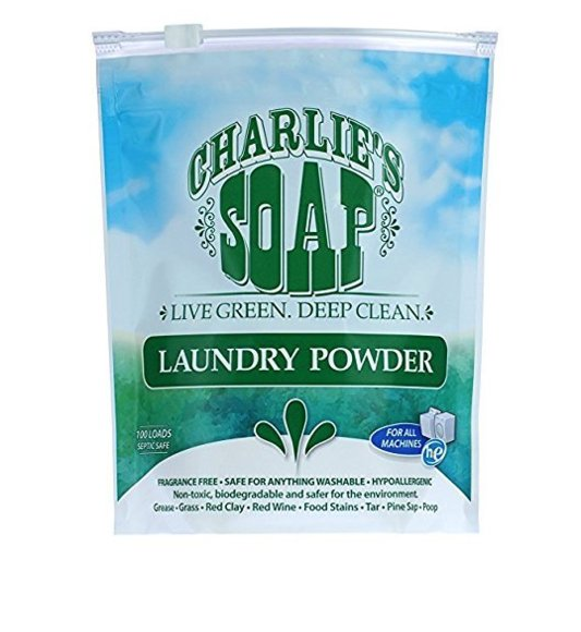 Chalie's Soap Natural Laundry Powder