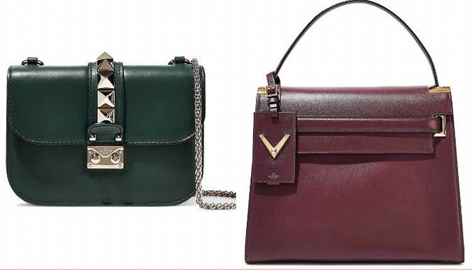 Valentino 핸드백 up to 55% 할인 / THE OUTNET 세일