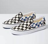 VANS Big Check Slip-On Shoes $19.95 << $55 (64% Off)