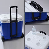 Igloo Ice Cube 60 Qt Wheeled Roller Cooler $24.18 [Best Price]