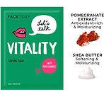 FaceTory Antioxidant Firming Face Mask Sheets 10-Ct $7.21 (Lightning Deal)