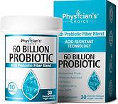 Physician's Choice  Probiotics 60 Billion CFU 30-Ct $15.27 << $21.74