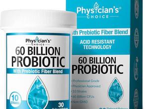 Physician's Choice  Probiotics 60 Billion CFU 30-Ct $13.29 << $21.74