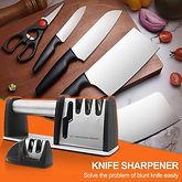 4-Stage Chef Kitchen Knife Sharpener $9.81 (55% Off)