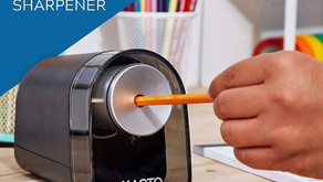 X-ACTO Electric Pencil Sharpener $14.99 << $23.20