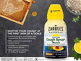 [Zarbee's] Naturals Cough Syrup + Mucus Nighttime $6.27 (61% Off)