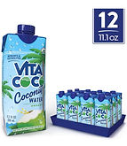 Vita CoCo Coconut Water 11.1 oz X 12-Pack $12.34 (35% Off)