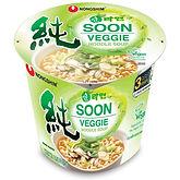 Nongshim Soon Cup Noodle, Veggie, 6-Pk $5.88