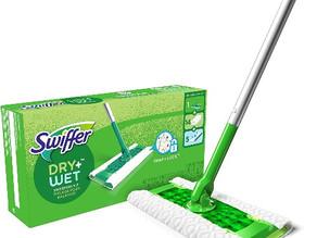 Swiffer Sweeper Dry+Wet Starter Kit 20-pcs Set $14.97