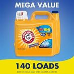 Arm & Hammer Liquid Laundry Detergent 140-Load $8.74
