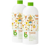 Babyganics Foaming Dish & Bottle Soap 32oz X 2-Pk $10.44 (55% Off)