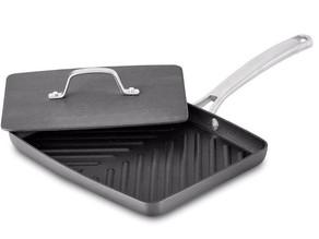Calphalon Hard-Anodized Nonstick Panini Pan with Press $29.99