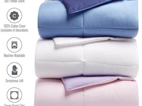 Martha Stewart Down Alternative Comforter (any size) $19.99 ( Up to 84% Off)