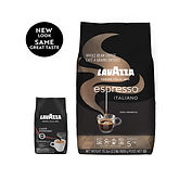 Lavazza Caffe Espresso Medium Roast Whole Bean Coffee 2.2-lb. $10.34 ( 30% Off)