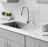 Touchless Single-Handle Kitchen Faucet $101.40 (40% Off)