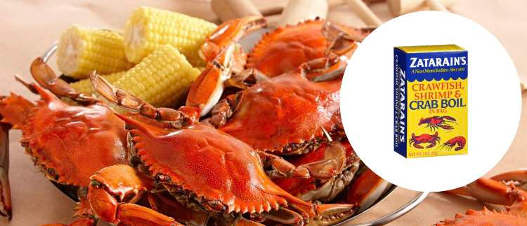 Zatarain's® Crawfish, Shirimp & Crab Boil Spices and Seasoning