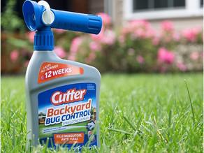 Cutter Backyard Bug Control Spray 32-oz $8.79 << $16.99