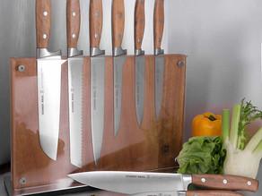 Schmidt Brothers Forge Series 10-piece Knife Block Set  $59.97 << $235.99