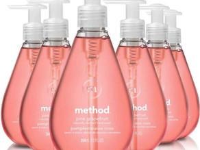 Method Gel Hand Soap 12 Fl Oz 6-Pack Only $12.90