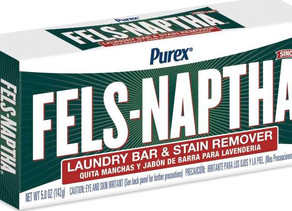 FELS-NAPTHA Laundry Bar & Stain Remover $0.92