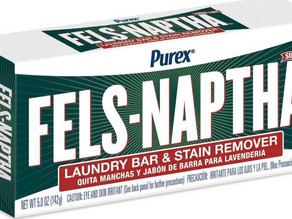 FELS-NAPTHA Laundry Bar & Stain Remover $0.84 [Best Price]