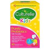 Culturelle Kids  Chewables Probiotic, 60-ct $19.99 ($5 Off)