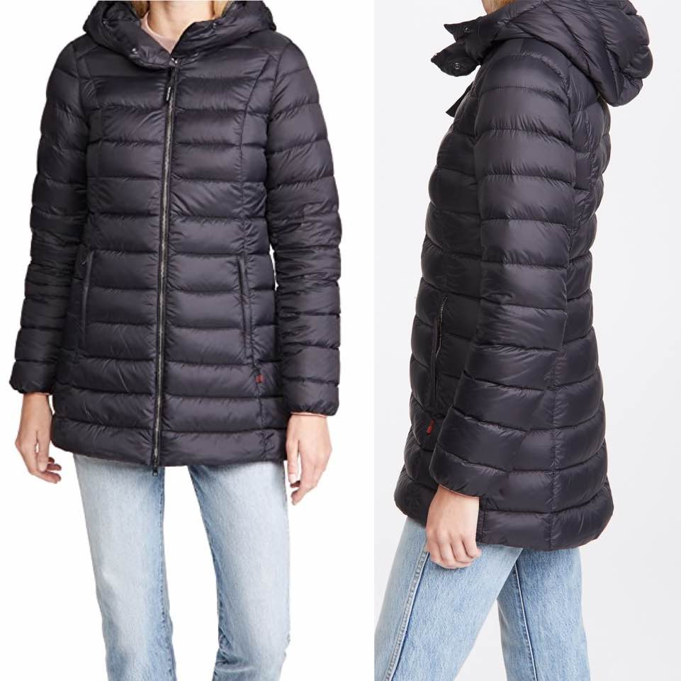 Woolrich Eco Hooded Jacket