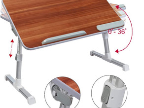Foldable Lap Table w/ Top Handle $28.97 << $41.49