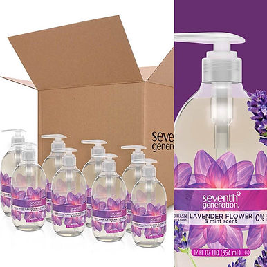 Seventh Generation Hand Soap 8-Pack 20% off Coupon
