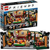 F.R.I.E.N.D.S LEGO Kit (1.070 pcs) $48 [Best Price]