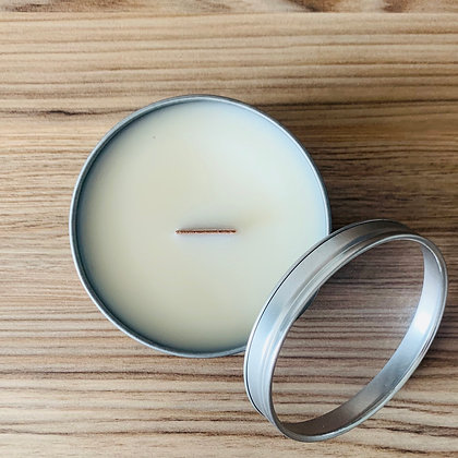 Fresh Rain Tin Candle