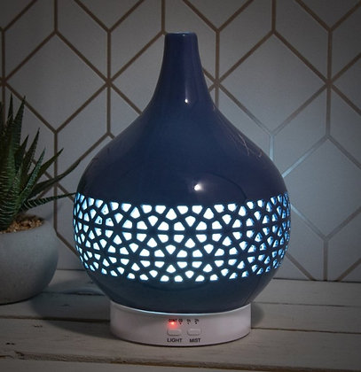 Blue - Colour Changing Ultrasonic Diffuser