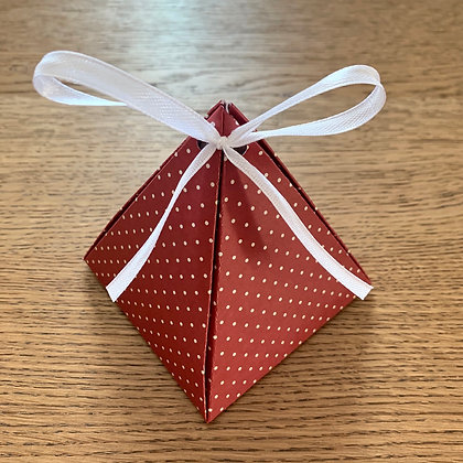 Pyramid Gift Box - Old Sweet Shop