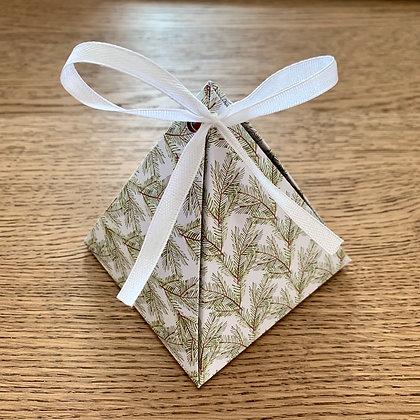 Pyramid Gift Box - Lemon
