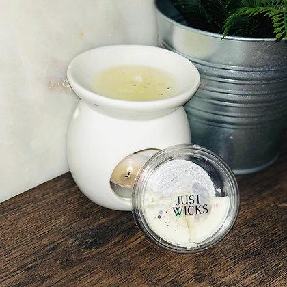 Wax Melt & Small Tealight Burner Bundle