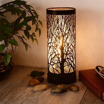 Black Trees - Slim Touch Sensitive Aroma Lamp