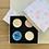 Thumbnail: Watercolour Dots Shot Pot Gift Box