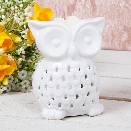 White Owl Burner