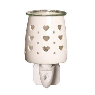 Ceramic Hearts - Plug In Burner