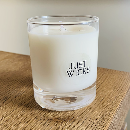 Snow Fairy Shot Candle