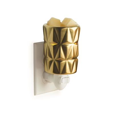 Gold Facets - Plug In Burner