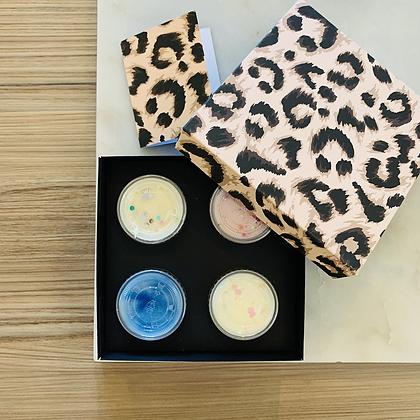 Leopard Shot Pot Gift Box
