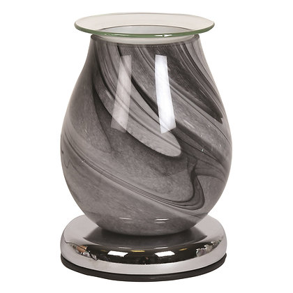 Grey Marble - Touch Sensitive Aroma Lamp